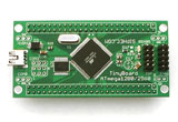 ATmega1280 USB TinyBoard - AVR ATmega1280 USB Development Board with USB