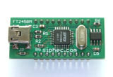 FT245 - FT245BM - FT245BL Development Board - FT245 Module