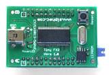 EZ-USB FX2LP - CY7C68013A Development Board - CY7C68013A-56PVXC