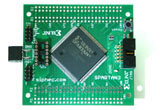 Xilinx Spartan3 XC3S400 Development Board, Xilinx Spartan3 Board, XC3S400-4PQ208C, XC3S400-4PQG208C