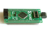 Xilinx CPLD XC9572 Development Board