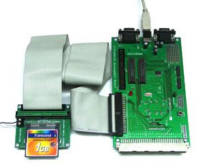 CY7C68013A, USB2, USB to CF-Card, USB to CF